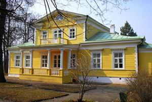 Дом Пушкина в Болдино