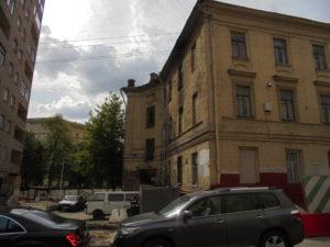 ул. Воронцово поля д.2